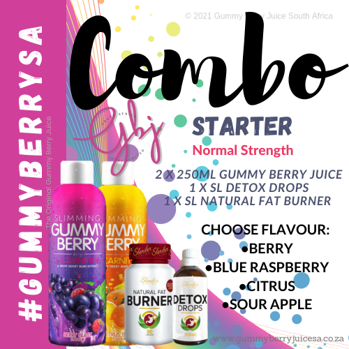 Gummy berry combo starter (xs) picture