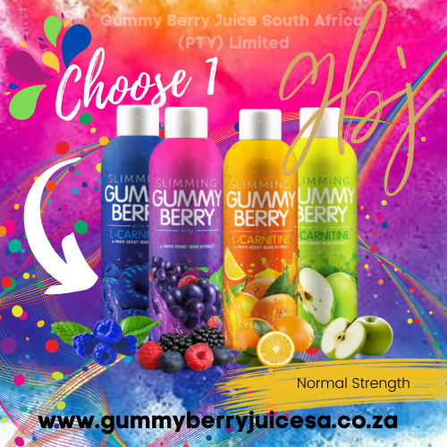 Gummy berry juice (normal or xs) 1x 250ml picture