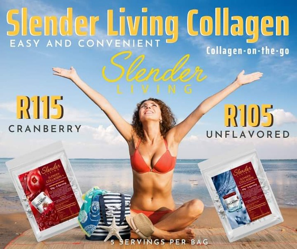 Slender living on-the-go-collagen! picture