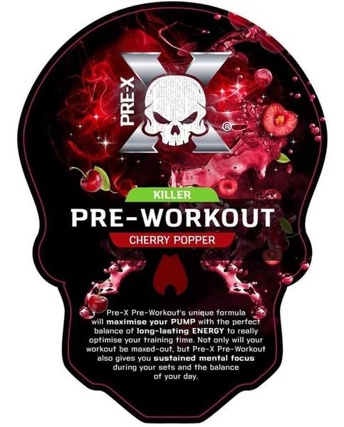 Pre-x pre-workout picture