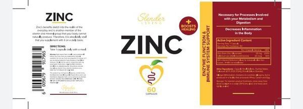 Slender living zinc picture