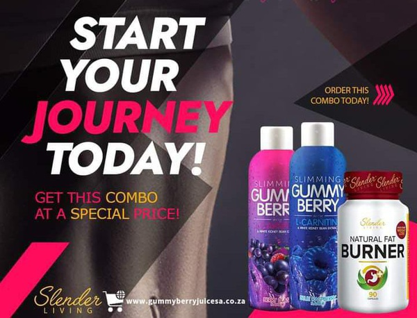 Gummy berry fat burner special picture