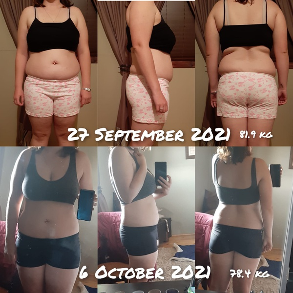 Results on S30 Extreme Fat Burner & Gummy Berry picture