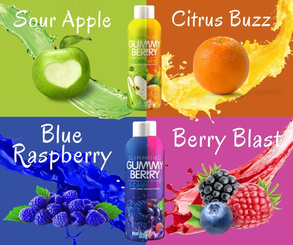 Gummy Berry Juice picture