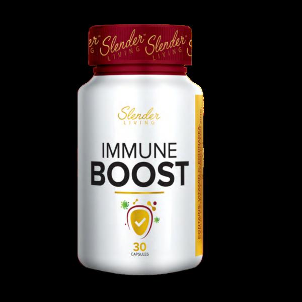 Slender living immune boost picture