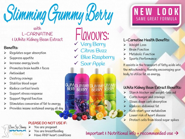 Gummy berry juice ageless combo over 30 picture