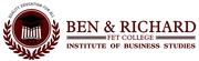BEN AND RICHARD FET COLLEGE (PTY) LTD Logo