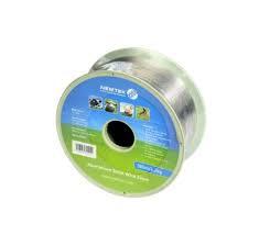 Aluminium solid wire 2.0 500m 3.3kg picture