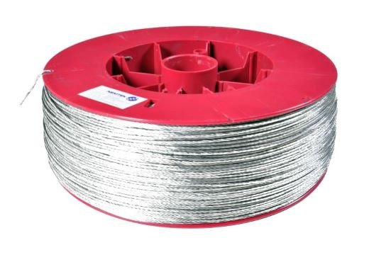 Aluminium stranded wire 2.0mm 500m 4.2kg picture