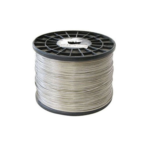 Braided wire - 316 1.2mm  stainless steel picture