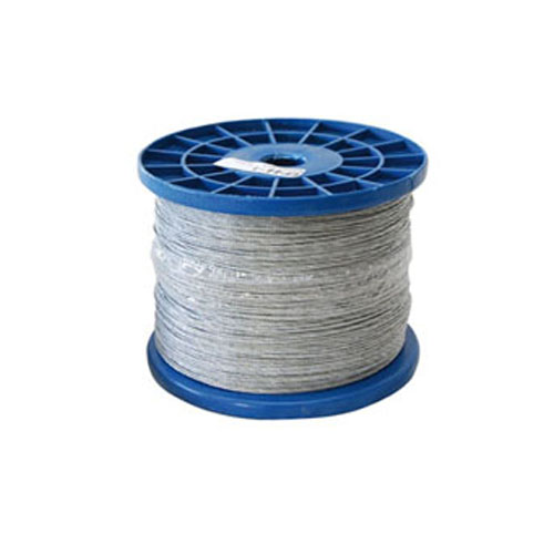 Braided wire - galv 1.2mm / 5kg reel picture