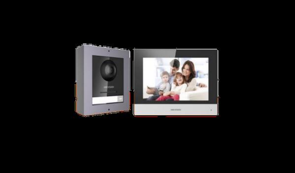 Hikvision video intercom picture