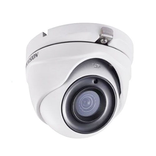 Hik cam hd-tvi 3mp wdr dome ir20m 2.8mm picture