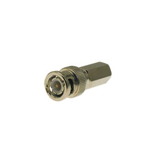 Bnc - plug screw fixing picture