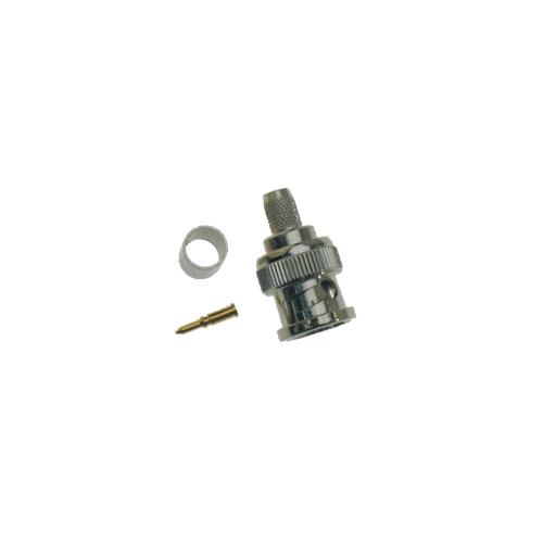 Bnc - crimp plug 6mm male picture
