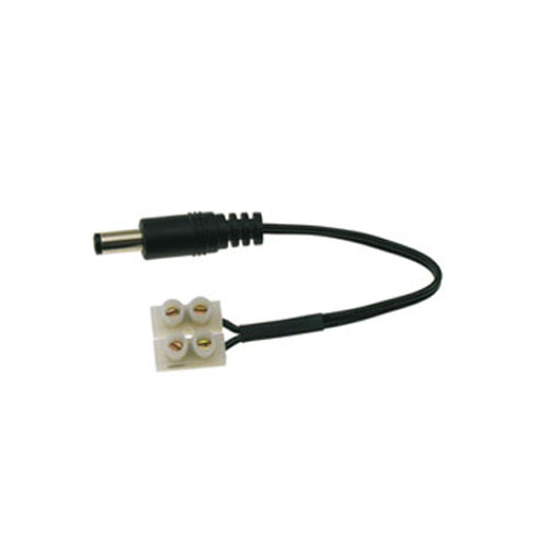 Dc plug - lead incl connector picture