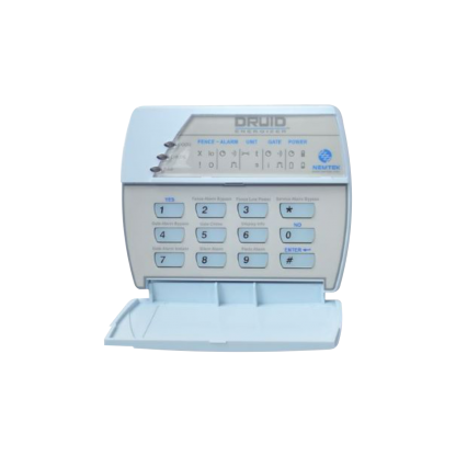Keypad - lcd for druid - 1 zone picture