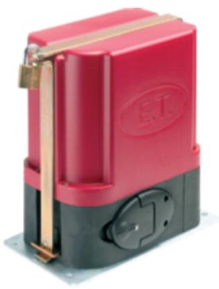 Et500 - acdc gate motor kit - nylon rack picture