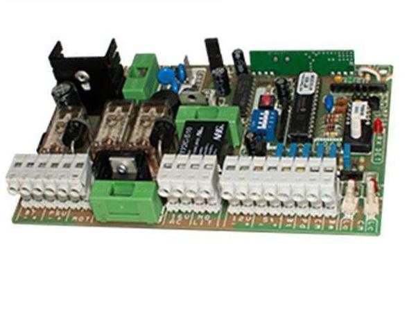 Et 500 control cards picture