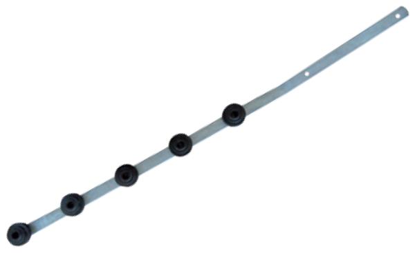 F/pole - 5line flat bar angle wb picture