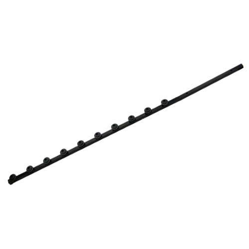 F/pole - 10line straight tube black picture