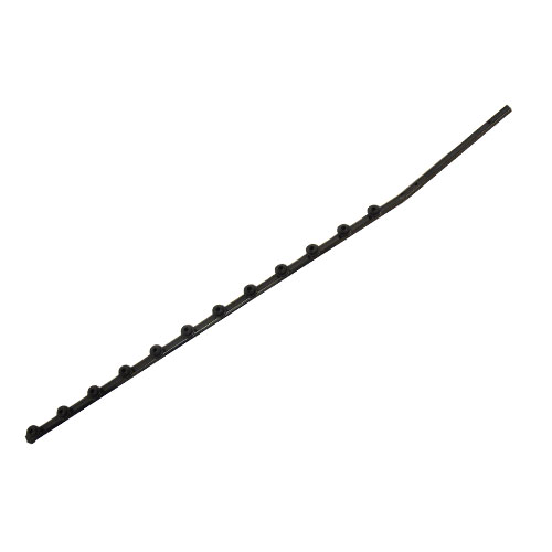 F/pole - 12line angle tube black picture