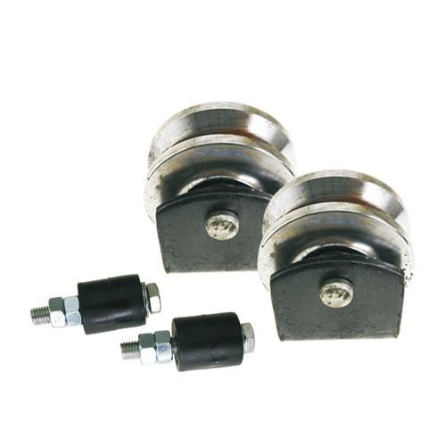 Gate wheel kit-80 radius picture
