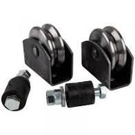 Gate wheel kit-60mm-v-profile picture