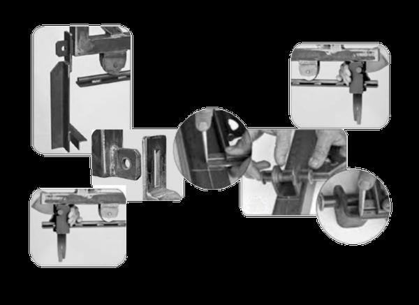 Centurion d5 smart kit + gate anti lift kit picture
