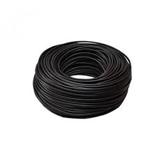 Ht cable - 4 core 100m slimline black picture