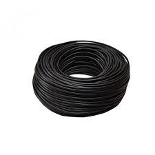 Ht cable - 4 core 100m slimline black picture