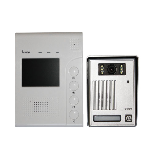 Bpt - b-view wired colour video intercom picture
