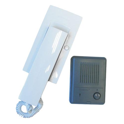 Commax - 1-1 audio intercom kit 12v picture
