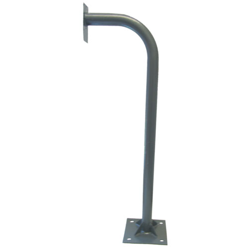 Gooseneck - with base plate picture