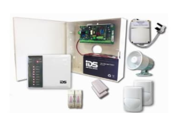 Ids 805 8 zone alarm system picture