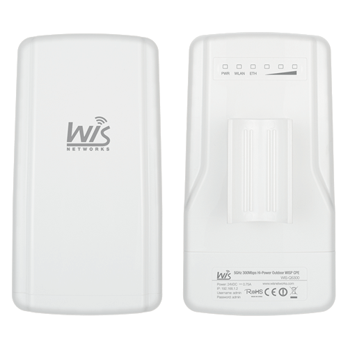 5ghz outdoor hi-power cpe 802.11a/n picture