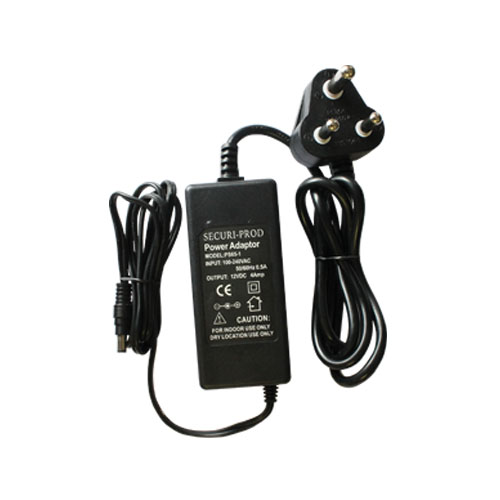Psu - cctv sm 12vdc 4amp with lead picture