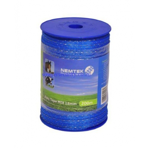 Poly tape - mix 12mm - 400m picture