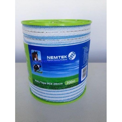 Poly tape - mix 20mm - 400m picture