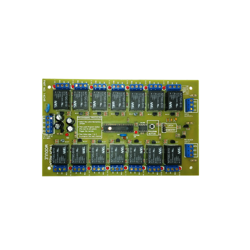 Sherlo 14 channel module 64 user picture