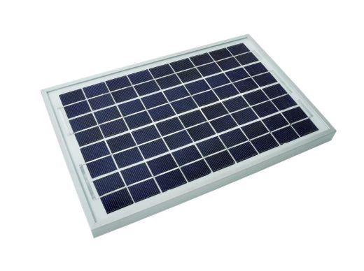 Solar panel - 140 watt incl junction box picture