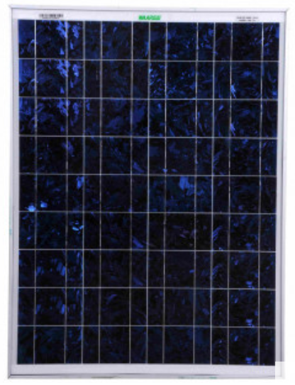 Solar panel - 90 watt incl junction box picture