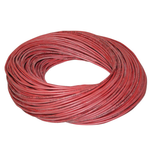 Cable silicon 1.5mm red /100m- loop picture