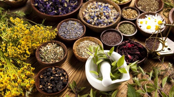 Bantu lucky power herbs picture
