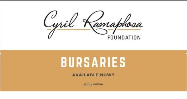 Cyril Ramaphosa Education Trust (CRET) Bursary South Africa 2021 picture