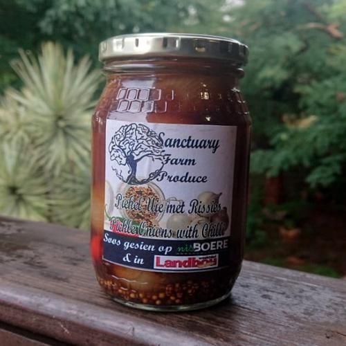 Chilli-onion pickle (352 ml) picture