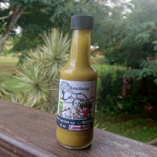 Smokey texan jalapeño sauce (125ml) picture