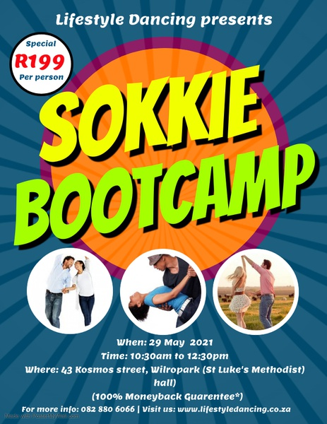 Sokkie bootcamp picture