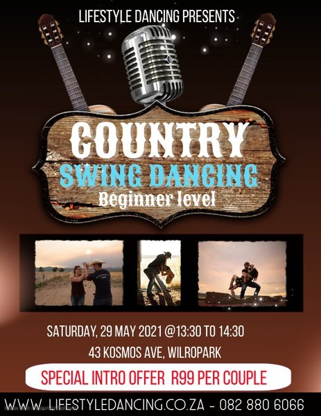 Intro to country swing dancing picture