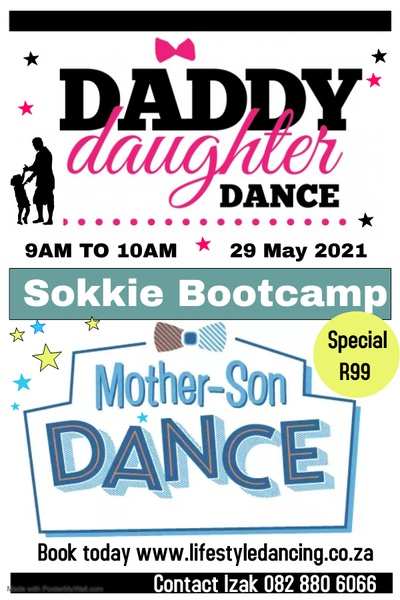 Daddy & daughter / mommy and son sokkie bootcamp 29 may picture